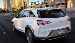 Hyundai Nexo : un SUV à hydrogène à Las Vegas