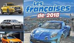 Toutes les nouveautés automobiles françaises de 2018