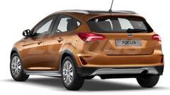 Ford Focus 4 (2018) : une version « SUV » au programme