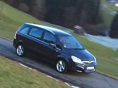 Opel Zafira 1.7 CDTi 125 ch : Familial, un point c'est tout