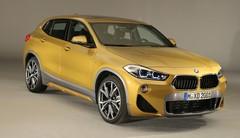 Le BMW X2 en détail