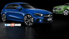 Nouvelle Mercedes Classe A (2018) : quels changements par rapport à l'actuelle ?