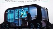 Toyota e-Palette : l'utilitaire sans limite