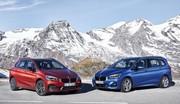 BMW : un facelift pour les Série 2 Active Tourer et Gran Tourer
