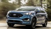 Ford Edge : un restylage et une version sportive ST