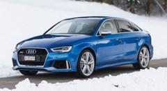 Essai Audi RS3 berline