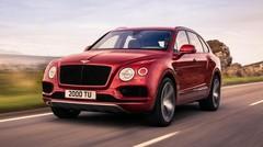 Bentley Bentayga : maintenant avec le V8 biturbo de la Panamera