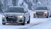 La future Audi A1 s'approche de la série