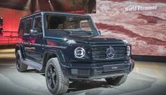 Mercedes dévoile le nouveau Classe G
