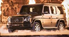 Le Classe G 2018 de Mercedes officiellement dévoilé