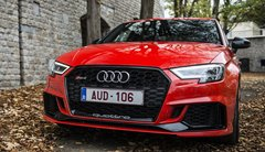 Essai Audi RS 3 Berline