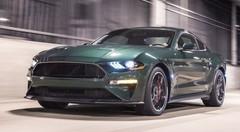 Une nouvelle Ford Mustang Bullitt présentée à Detroit