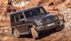 Nouvelle Mercedes Classe G : la même mais en mieux