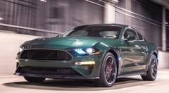 Le retour de la Ford Mustang Bullitt 2019