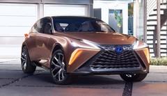 Lexus LF-1 Limitless : le SUV qui repousse ses limites