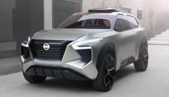 Nissan Xmotion : le futur X-Trail au salon de Detroit ?