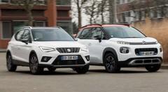 Essai : le Seat Arona défie le Citroën C3 Aircross