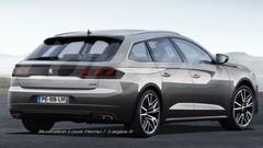 Peugeot 508 SW (2018) : toutes les infos sur le break familial Peugeot