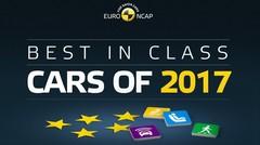 Euro NCAP 2017 : berline, SUV, citadine, et les gagnants sont…
