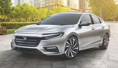 Honda Insight, avec prolongateur d'autonomie