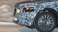 Mercedes : le SUV électrique EQC aperçu pour la première fois