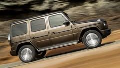 Mercedes Classe G : oui, il est bien nouveau !