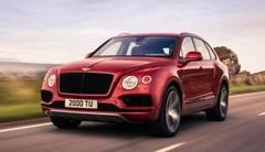Bentley Bentayga : Un nouveau moteur pour le plus luxueux SUV du moment