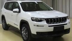Jeep Grand Commander : un nouveau SUV 7 places pour la Chine