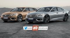 Nouvelle Peugeot 508 (2018) : dernières infos avant sa révélation en mars