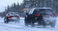 Hyundai teste le Santa Fe à venir face au XC60