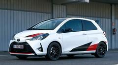 Essai Toyota Yaris III GRMN : Basic Instinct