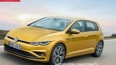 La production de la Golf 8 annoncée pour juin 2019