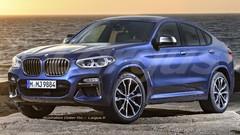 BMW X4 2 (2018) : première mondiale au salon de Genève