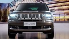 Jeep Grand Commander : les images