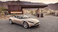 Nouveautés 2018 - Cabriolets : Le Z4 se transforme, l'i8 Roadster arrive, la DB11 Volante se met en valeur