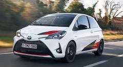 Essai Toyota Yaris GRMN 2018 : L'Apprenti Ninja
