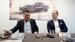 """Peter Quintus (BMW M): """"Il existe une M5 plug-in hybride, mais elle n'est pas prête pour la production"""""""