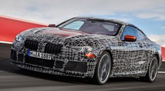 Deniers tests dynamiques pour la BMW M8