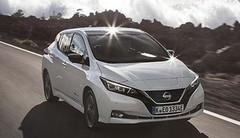 Essai Nissan Leaf 2018 : Pionnière dans le neuf