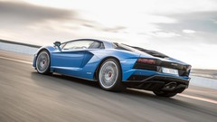 Lamborghini prépare le remplacement de l'Aventador