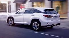 Lexus RX 450hL 7 places : prix à partir de 72 100 €