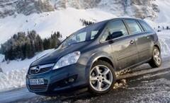 Essai Opel Zafira II restylé 1.7 CDTI 125 ch : Un restylage pour la forme