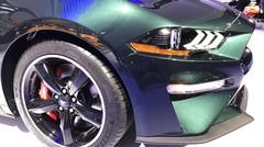 Salon de Détroit : présentation en vidéo de la nouvelle Ford Mustang Bullitt