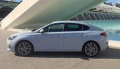 Essai Hyundai i30 Fastback: première de Corée