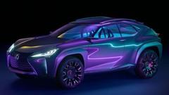 Lexus UX 2018 : le futur SUV urbain de Lexus sera dévoilé à Genève