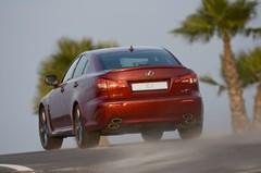 Lexus IS-F : M5 et RS4 en ligne de mire !