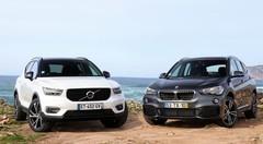 Essai Volvo XC40 vs BMW X1 : duel au sommet