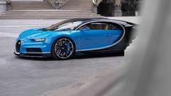 Bugatti a livré 70 Chiron en 2017