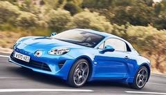 L'Alpine A110 élue « plus belle voiture de l'année » !