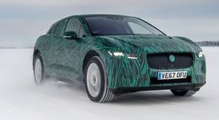 La Jaguar i-Pace testée en conditions arctiques